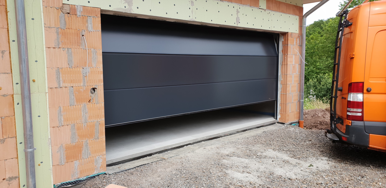 Garagen Sektionaltor-2