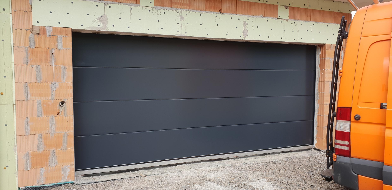 Garagen Sektionaltor-3